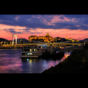 Hungary - Budapest by Night 03