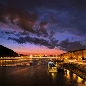 Hungary - Budapest by Night 02