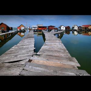 Hungary - Bokod Lake 02
