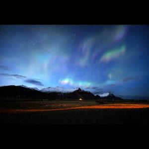 "Iceland - Aurora Borealis 02 - ""Stardust"""