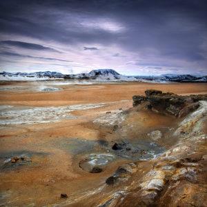 Iceland - Hverir 09