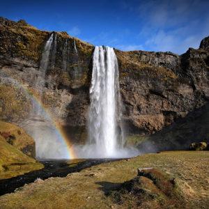 Iceland - Seljalandsfoss 02