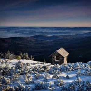 """""""The Kingdom of Snow"""" - Vol.6 - Karkonosze Mountains, Poland"""
