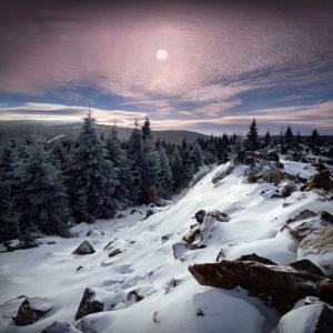 """""""The Kingdom of Snow"""" - Vol.1 - Karkonosze Mountains, Poland"""