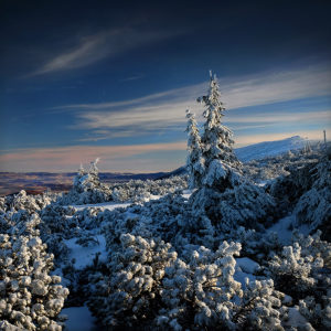 """""""The Kingdom of Snow"""" - Vol.10 - Karkonosze Mountains, Poland"""