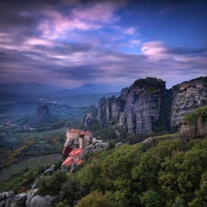 """Rocks of God"" - Vol.6 - Meteora, Greece"