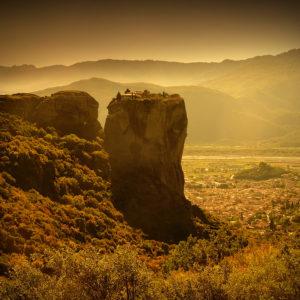 """Rocks of God"" - Vol.2 - Meteora, Greece"