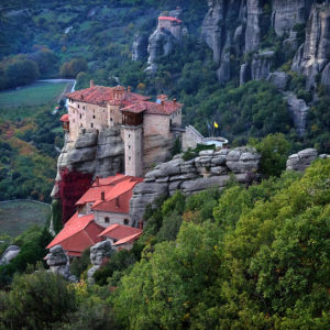 """Rocks of God"" - Vol.3 - Meteora, Greece"