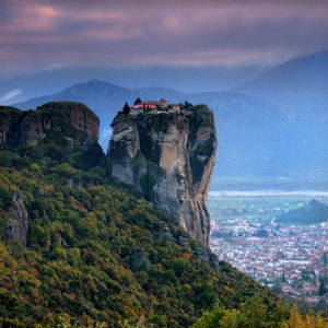 """Rocks of God"" - Vol.10 - Meteora, Greece"