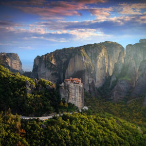 """Rocks of God"" - Vol.1 - Meteora, Greece"