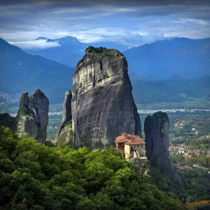 """Rocks of God"" - Vol.8 - Meteora, Greece"