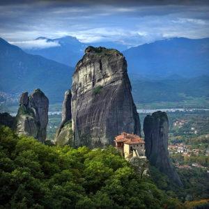 """Rocks of God"" - Vol.8 - Meteora, Greece"