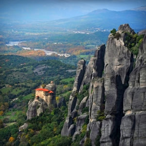 """Rocks of God"" - Vol.4 - Meteora, Greece"