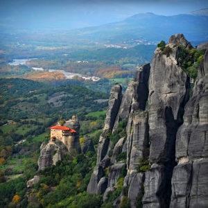 """Rocks of God"" - Vol.4 - Meteora, Greece"