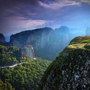 """Rocks of God"" - Vol.11 - Meteora, Greece"