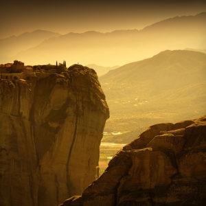 "Greece-Meteora - ""The Perfect Morning Vol.1"""