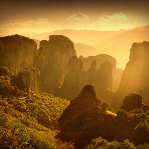 """Rocks of God"" - Vol.5 - Meteora, Greece"