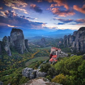 """Rocks of God"" - Vol.12 - Meteora, Greece"