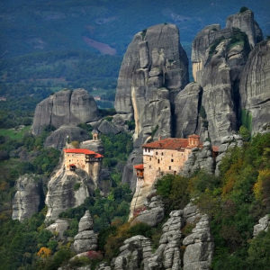"""Rocks of God"" - Vol.14 - Meteora, Greece"