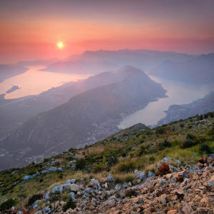 Montenegro - The Bay of Kotor