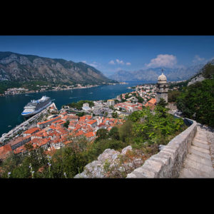 Montenegro - The Bay of Kotor