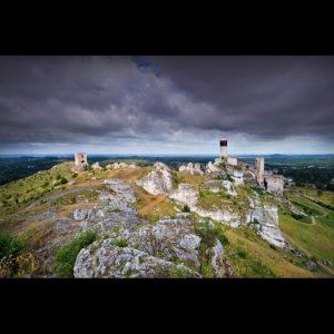 Poland09 - Olsztyn Castle, Poland