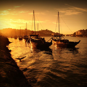 "Portugal04 - ""Sunset in Porto"""