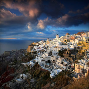 "Santorini, Greece - ""Magical Island"" - Vol.1"