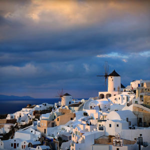 "Santorini, Greece - ""Magical Island"" - Vol.3"
