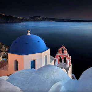 "Santorini, Greece - ""Magical Island"" - Vol.2"