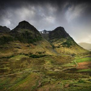 "Scotland05 - ""Three Sisters"""