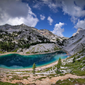 Slovenia12 - Ledvici Lake