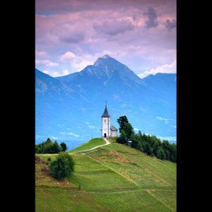 Slovenia14 - The Church of St. Primoz, Jamnik