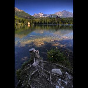 "Slovakia01 - ""Perfect Morning"" - Vol.1 - Štrbské Pleso, Tatra Mountains"