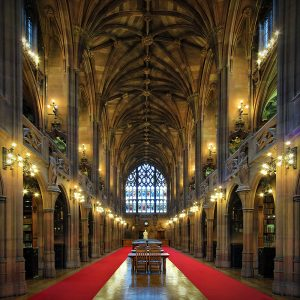 England04 - The John Rylands Library, Manchester