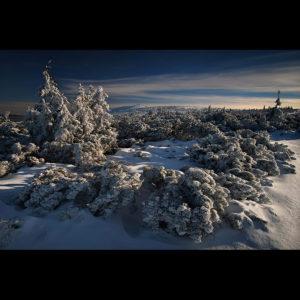 """""""The Kingdom of Snow"""" - Vol.8 - Karkonosze Mountains, Poland"""