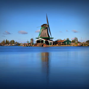 "Netherlands - ""Under the Blue Sky"""