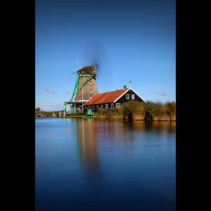 LongExposure34 - Zaans Schans, Netherlands