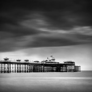 LongExposure20 - Llandudno Pier, Wales