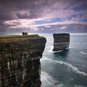 "LongExposure30 - ""Collision Course"" - Downpatrick Head, Ireland"