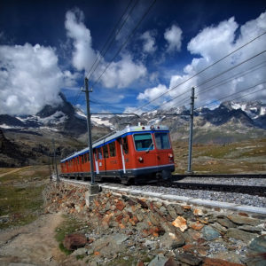SQR03 - Gornergrat - Little Red Train 01