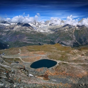 SQR18 - Gornergrat - Little Lake