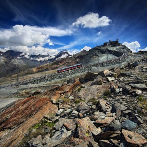 SQR16 - Gornergrat 10 - Little Red Train 03