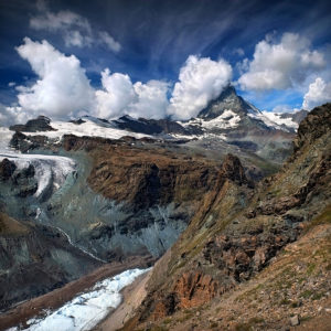 SQR21 - Gornergrat - Cloud Cover