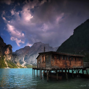 "Dolomites17 - ""The Lake House"""