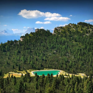 "Dolomites23 - ""Emerald Mirror Vol.1"""