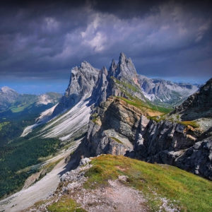 "Dolomites28 - ""The Majesty"""