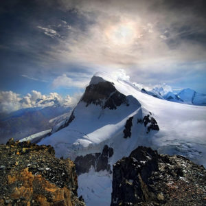 SQR07 - Klein Matterhorn - The Summit
