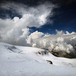 SQR19 - Klein Matterhorn- Among the Clouds