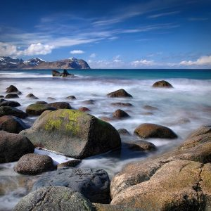"""LongExposure37 - """"Under the Blue Sky Vol.1"""" - Lofoten, Norway"""